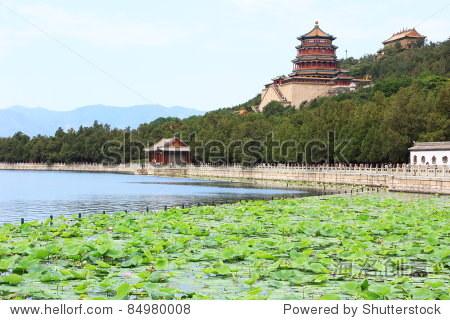 Landscape of Summer palace