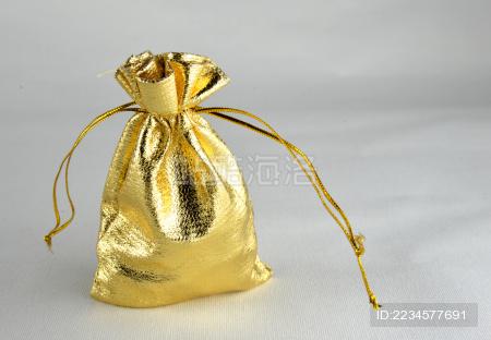 金色钱袋子