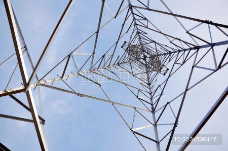 旋转的高塔