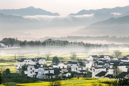 安徽宏村自然风光