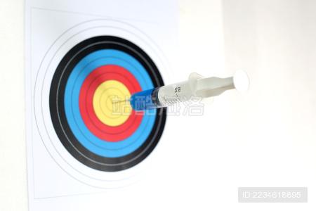 精准医疗注射器射中靶心