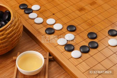 围棋和茶艺