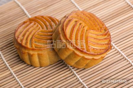 中秋传媒美食月饼摆拍