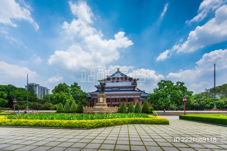 广州中山纪念堂2