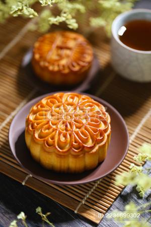 月饼 中秋节