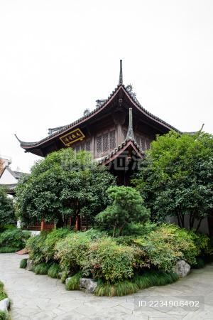 杭州孔庙风光