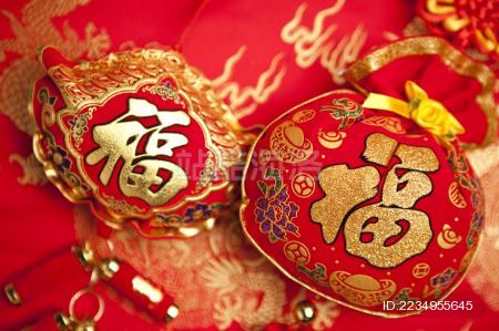 中国风 香包