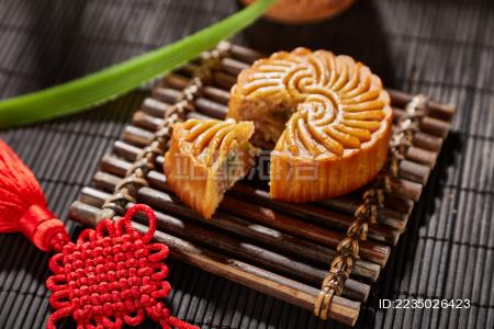 中国月饼创意图