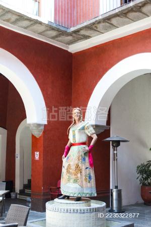 墨西哥普埃布拉:传说中的中国公主