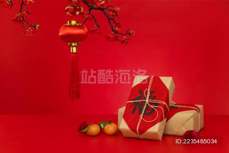 中国礼物年货
