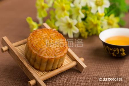 美味食物月饼
