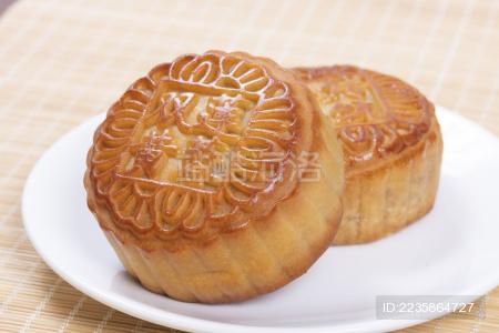 中秋节美食月饼