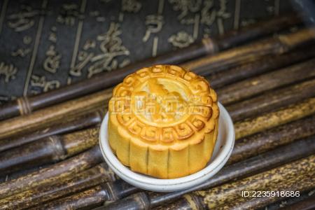 中秋节广式月饼