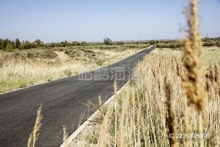 郊区盘山公路