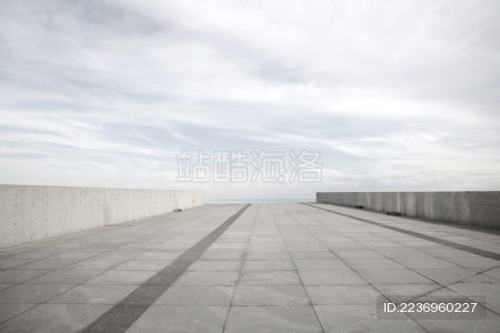 露天平台景观