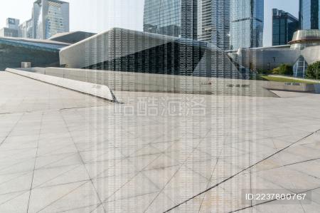 互联网大数据概念建筑物外立面