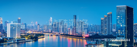 广州市珠江夜景
