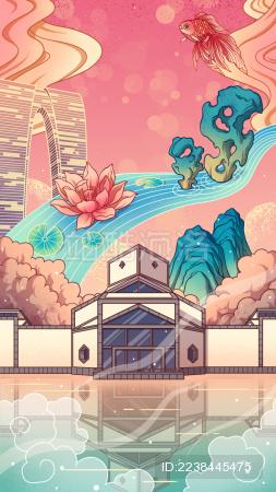 苏州城市宣传海报